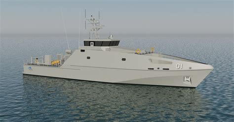 Pacific Class Patrol Boat by Pacific Patrol Boat Guardian Class Austal Corporate