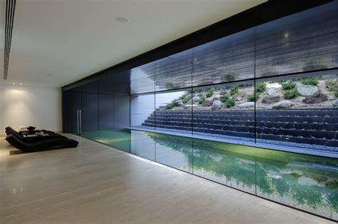 house  big windows  swimming pool madrid spain