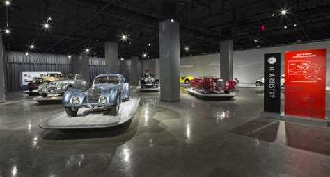 Los Angeles Automobile Museum by The Petersen Automotive Museum Los Angeles