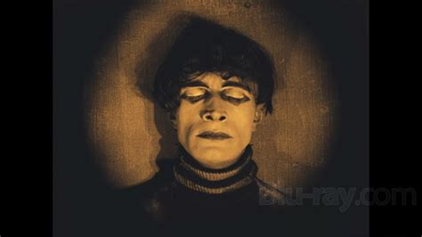 the cabinet of dr caligari blu ray