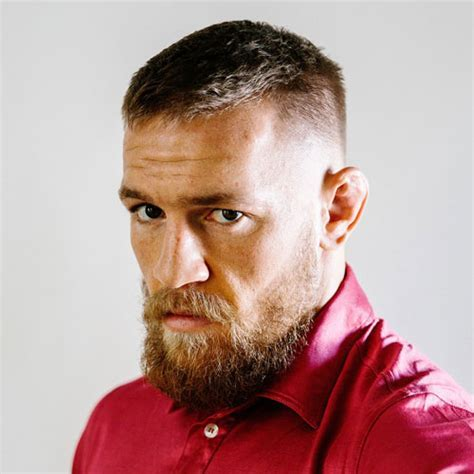 The Conor McGregor Haircut   Men's Hairstyles   Haircuts 2017