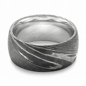 damascus steel men39s wedding ring 103119 With damascus steel mens wedding rings
