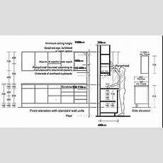 Cabinet Size Chart Standard Kitchen Cabinet Height Kitchen