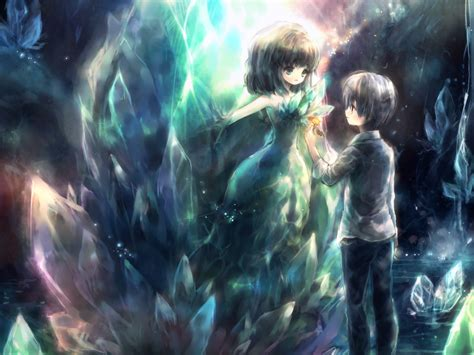 Artistic Anime Wallpaper - anime artistic wallpaper 1600x1200 wallpoper