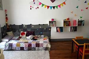 Lit Au Sol Enfant : nos am nagements montessori 1 happynaiss ~ Preciouscoupons.com Idées de Décoration
