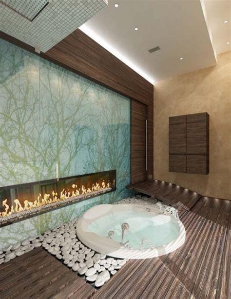 dreamy sunken bathtub designs  relax  digsdigs