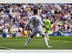 Real Madrid 31 Las Palmas Cristiano Ronaldo scores as