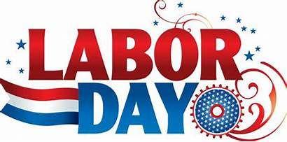 Labor Clip Holidays Closing Laborday