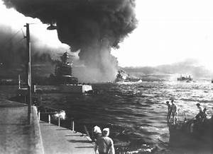 Authentic World War II Pictures - Pearl Harbor