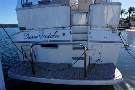 Boatsales Riviera 40 by Riviera 40 Aft Cabin Dby Boat Sales