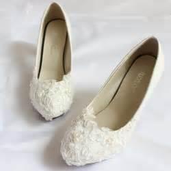 white ballet flats wedding low heel white lace wedding shoes bridal handmade white bridal footwear flats shoes