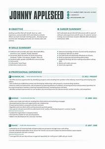 resume examples there was the following interesting ideas With free contemporary resume templates