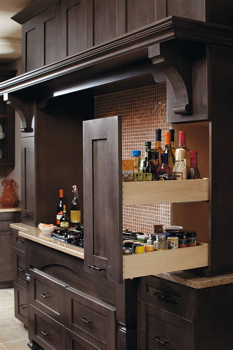 thomasville organization wall pantry pull  cabinet