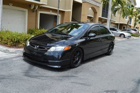 Fl 2007 Honda Civic Si Sedan 640hp Fully Built