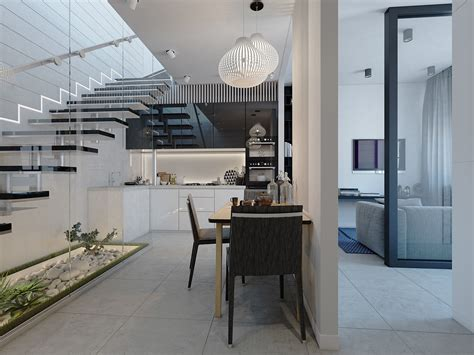 Apartment Design For by 3 Takes On Modern Apartment Design