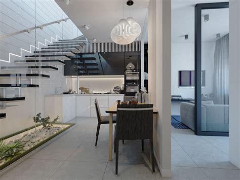 takes  modern apartment design