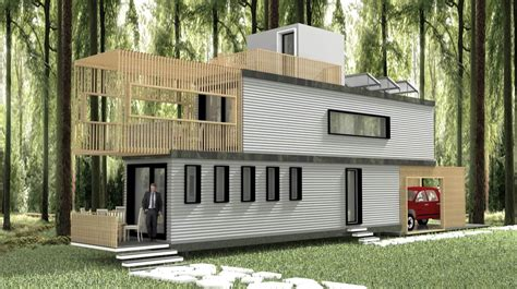 container homes smart homes usa