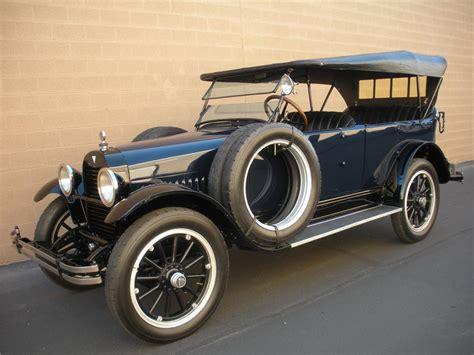1920 HUDSON SUPER 6 TOURING - 116005