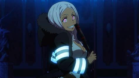 Shinra Vs Hibana Full Fight Fire Force Youtube