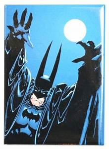 Batman FRIDGE MAGNET ic Book DC ics The Long