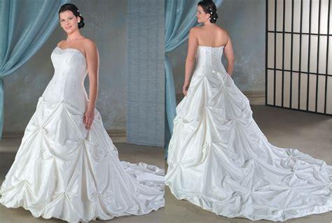 Wedding Dresses Plus Size : Pick Up Wedding Dress Plus Size