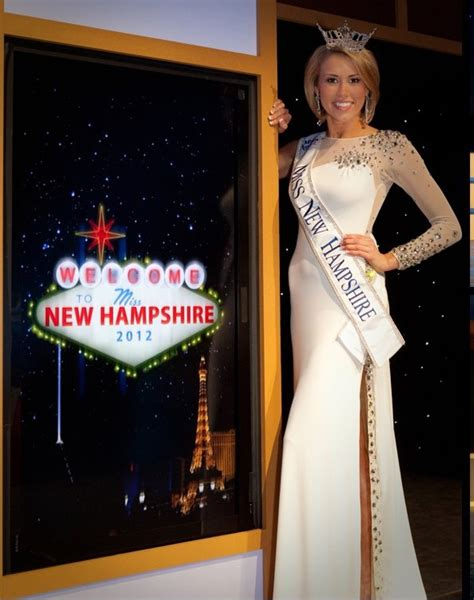 Critical Beauty Megan Lyman Crowned Miss New Hampshire 2012