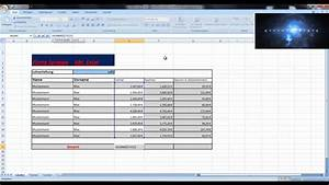Lohnerhöhung Berechnen : excel tutorial 002 deutsch hd prozent summe und differenz youtube ~ Themetempest.com Abrechnung