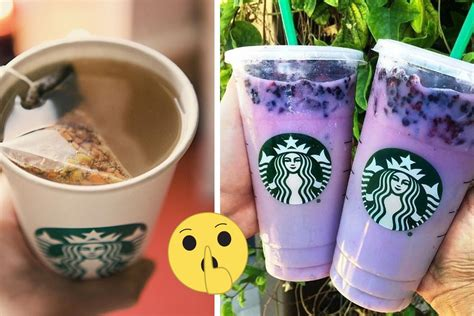Top with nutmeg and whipped cream. 12 Starbucks Secret Menu Items You Won't Want to Miss ...