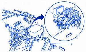 Chevy Cobalt 2006 Front Electrical Circuit Wiring Diagram  U00bb Carfusebox