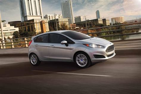 2019 Ford Fiesta  View Features Fordcom