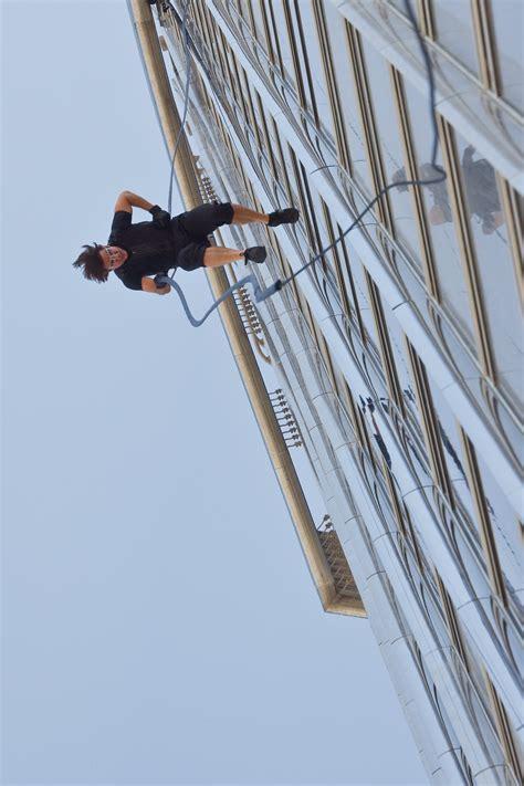 Tom Cruise Fired Insurance Company To Do Stunt Himself