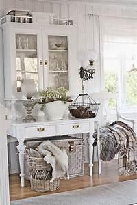 Gartenhaus Shabby Chic : cosy interior best scandinavian home design ideas the best of shabby chic in 2017 home ~ Markanthonyermac.com Haus und Dekorationen