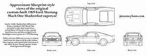 1968 Ford mustang frame measurements