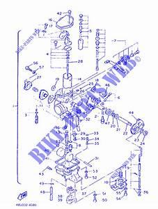 Carburetor For Yamaha Sr500 1988   Yamaha