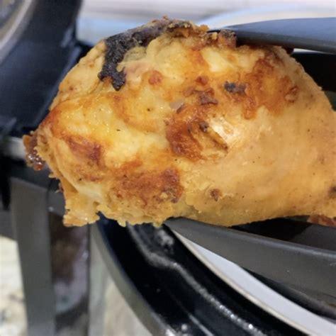 ninja chicken fryer air foodi legs recipe easy using