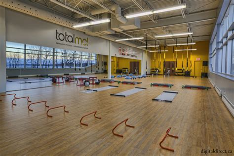 photos salle d entrainement complexe sportif trane