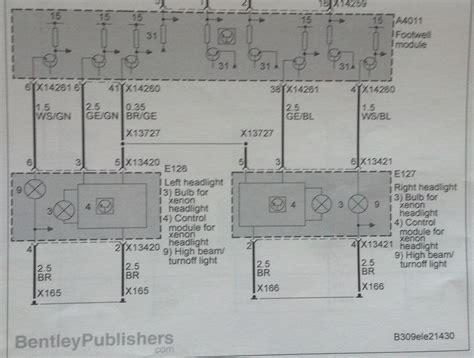 Need Headlight Wiring Diagram