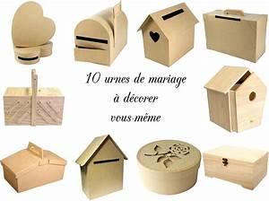 Shopping 10 urnes de mariage a decorer soi meme la for Commentaire faire une couleur beige 12 blog