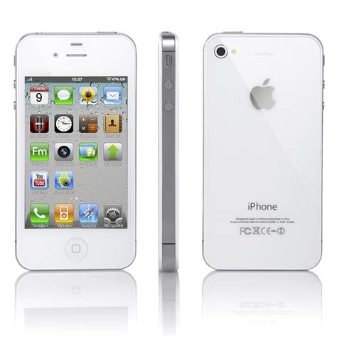 white iphone 4 iphone 4s 16gb