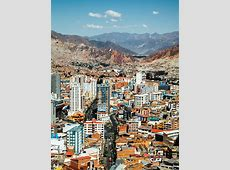 Four days in La Paz, Bolivia Oh, Ladycakes