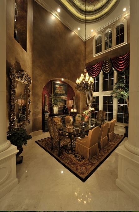 Beautiful  Story Dining Rooms Homes   Rich