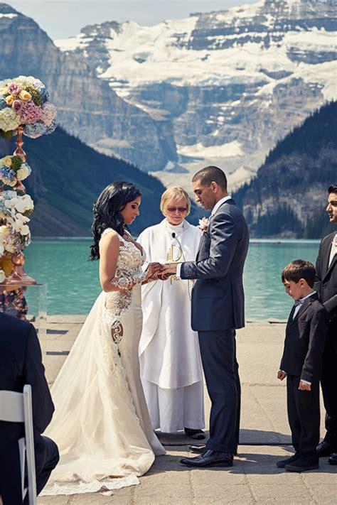 luxury wedding  alberta canada