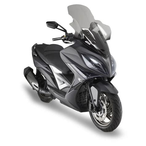 Kymco Xciting 400i Image by Windshield Transparent For Kymco Xciting 400i 13 15 Givi