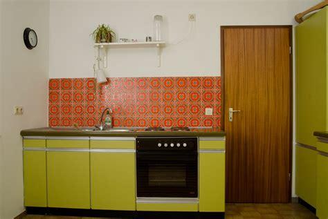 70er Jahre Küche by Die K 252 Che Vorher Bloggerine De Don T Panic
