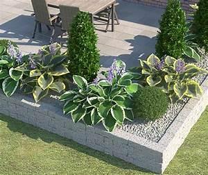 Beet Vor Terrasse Anlegen : beet ganz einfach anlegen gestalten gardens garten ~ Lizthompson.info Haus und Dekorationen