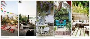 idees amenagement terrasse 5 inspirations de decoration With amenagement terrasse et jardin photo 18 deco wc insolite