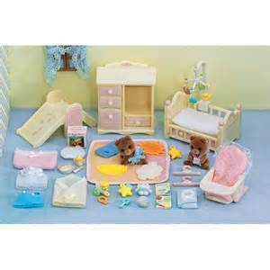 Calico Critters Baby Bathroom Set calico critters baby s nursery set west side kids