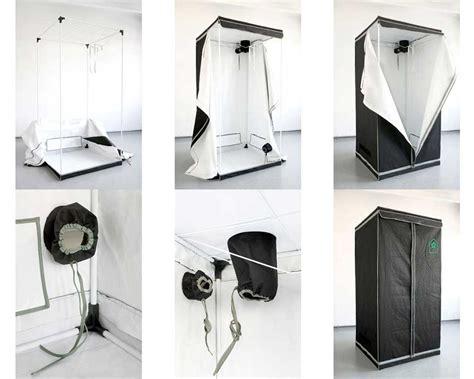 chambre de culture indoor l 39 or vert tente homebox silver homebox