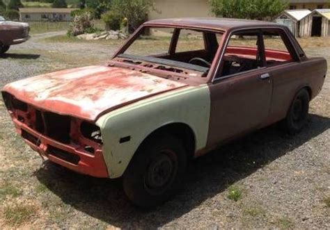 Datsun 510 For Sale California by 1971 Datsun 510 2dr Rolling Chassis For Sale In Petaluma