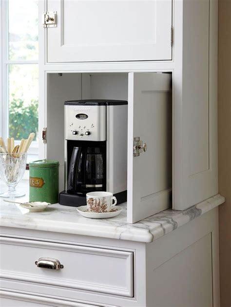 Best 25+ Kitchen Appliance Storage Ideas On Pinterest